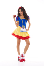 The Purest Snow White Halloween Costume - S,M,L